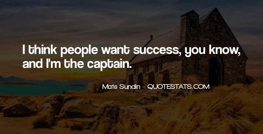 Mats Sundin Quotes #243971