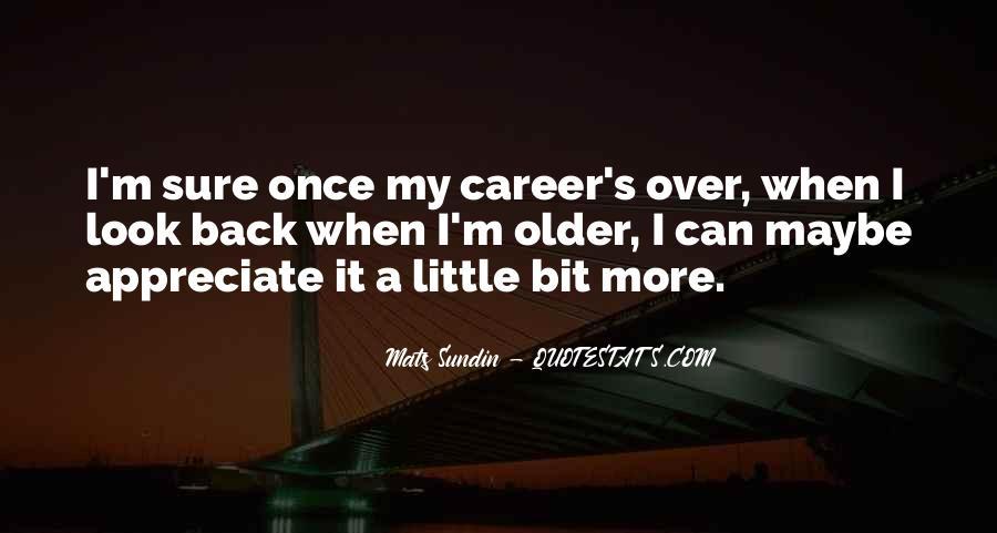 Mats Sundin Quotes #260081
