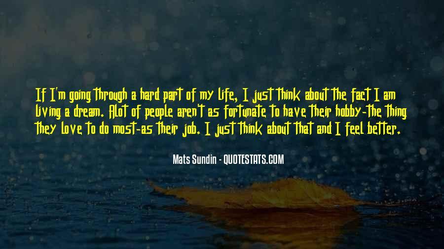 Mats Sundin Quotes #332582