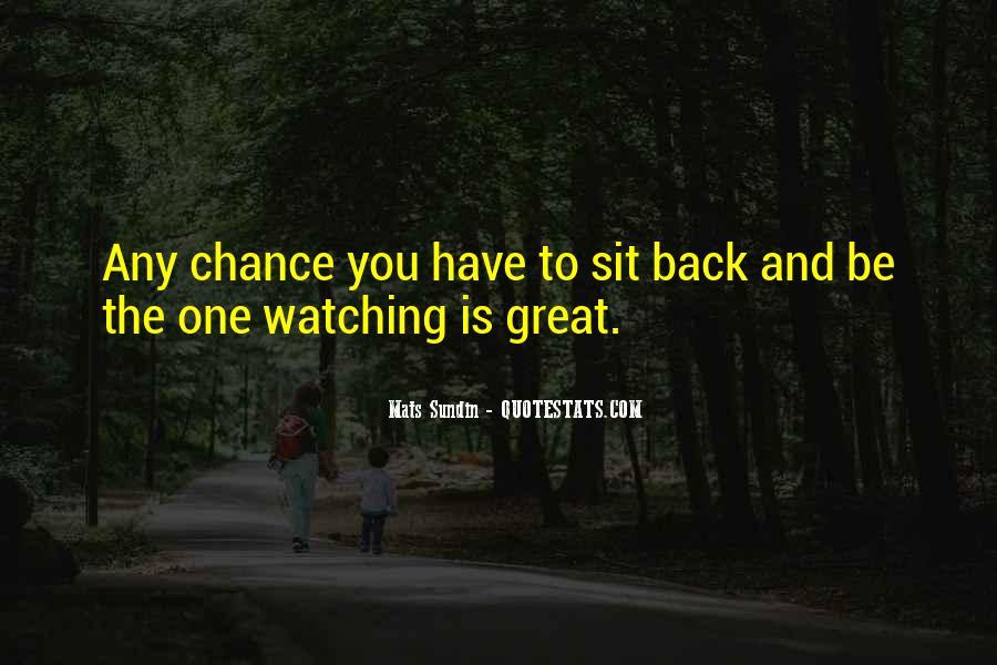 Mats Sundin Quotes #336636