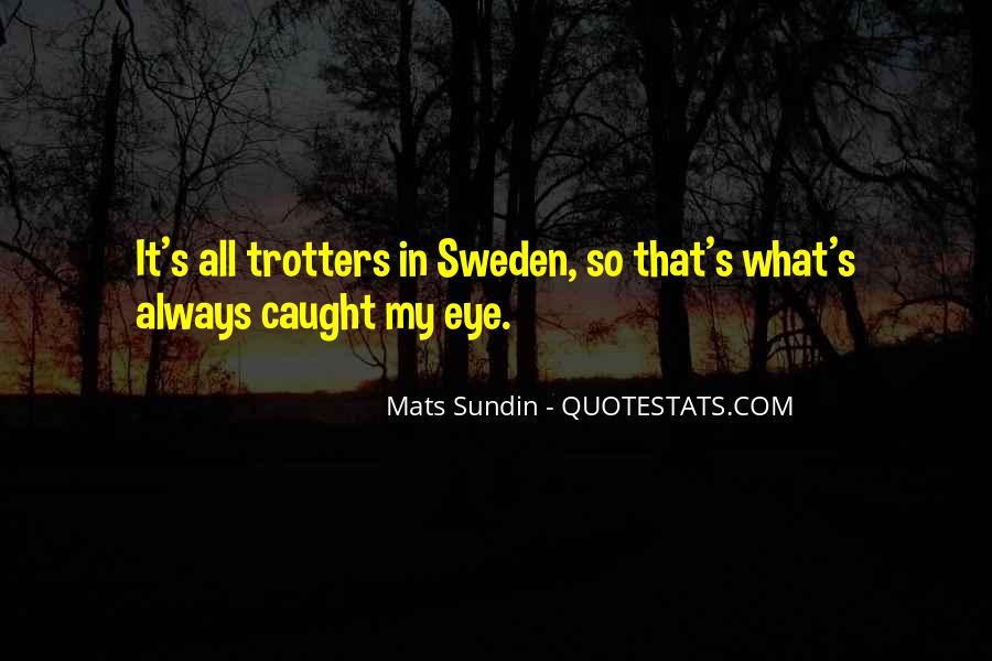 Mats Sundin Quotes #651118