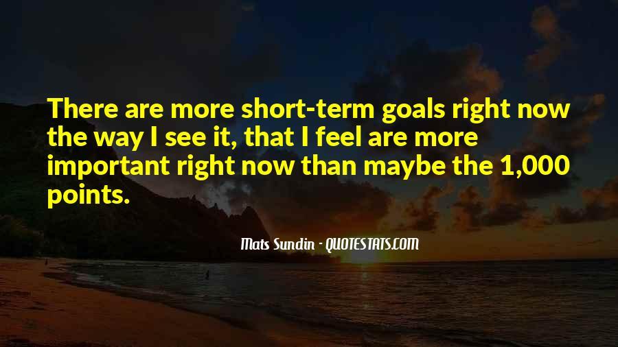 Mats Sundin Quotes #762868