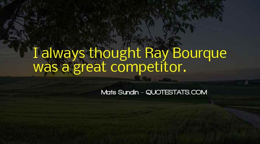 Mats Sundin Quotes #84212
