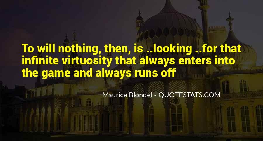 Maurice Blondel Quotes #1775773