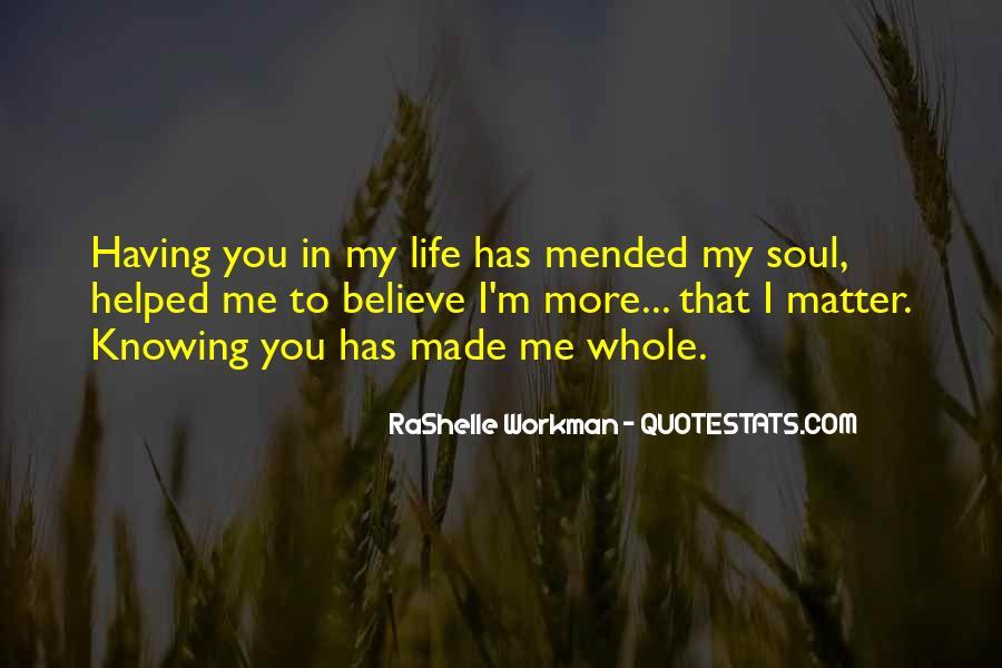 Maurice Makalu Quotes #1258960