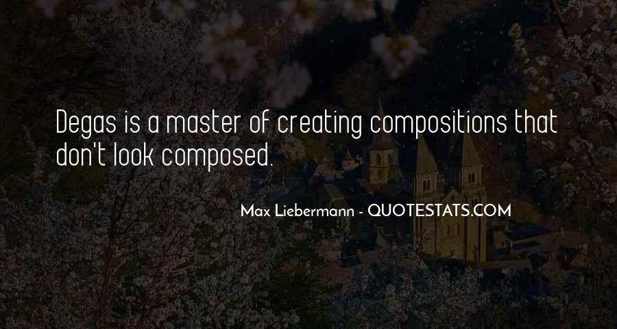 Max Liebermann Quotes #141901