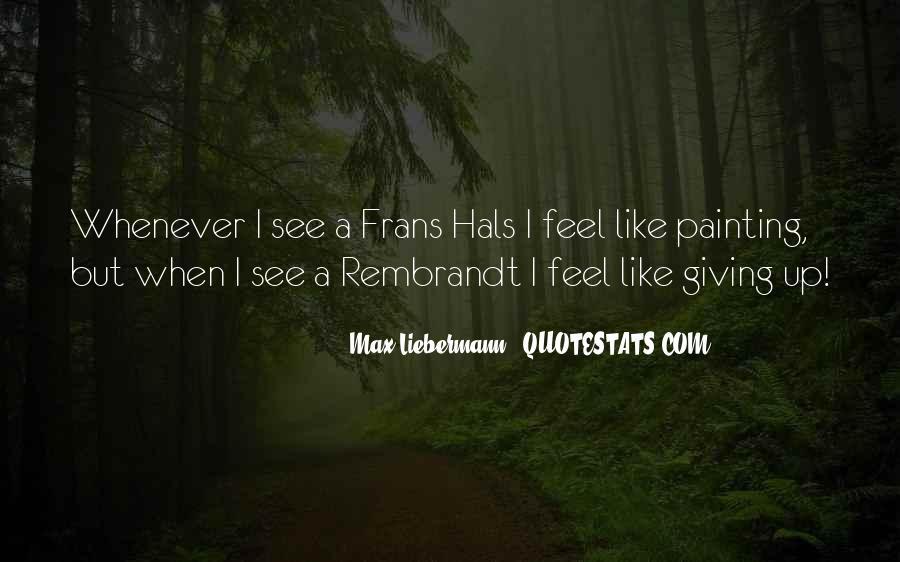 Max Liebermann Quotes #831983