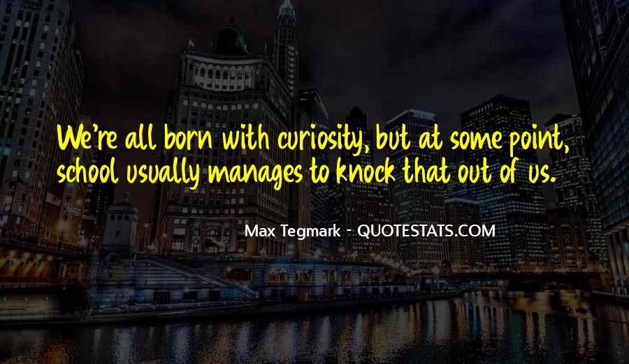 Max Tegmark Quotes #1105135