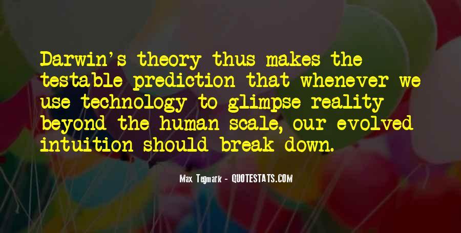 Max Tegmark Quotes #110777