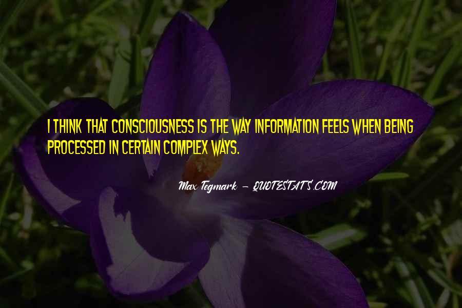 Max Tegmark Quotes #1242899