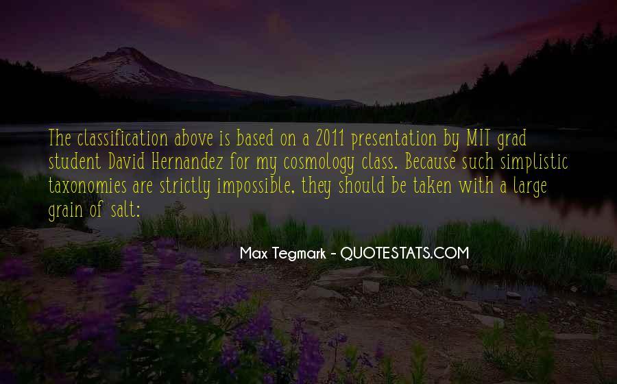 Max Tegmark Quotes #361387