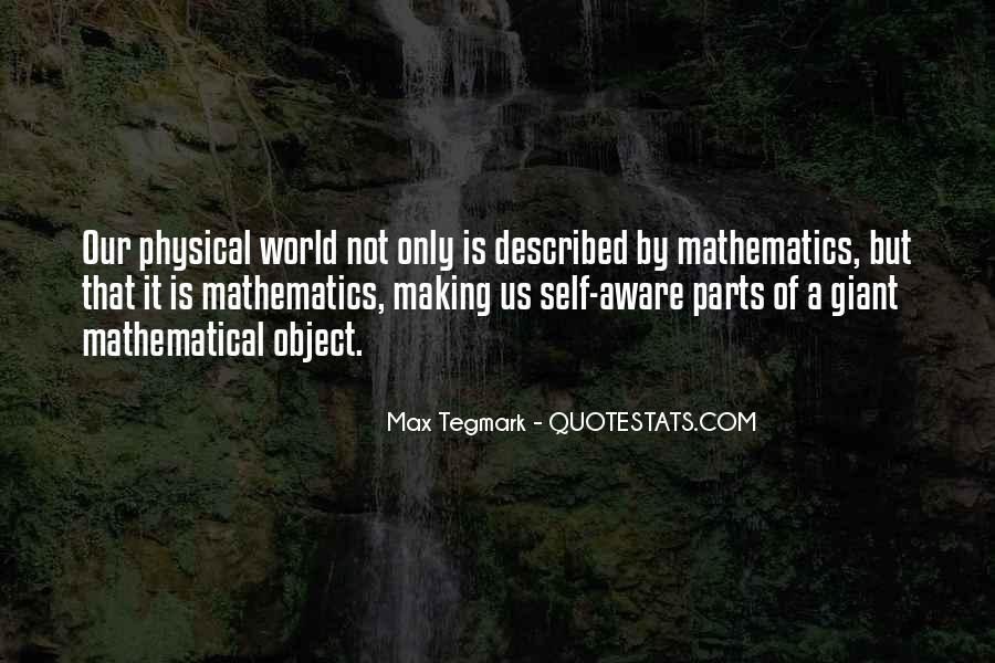 Max Tegmark Quotes #828802