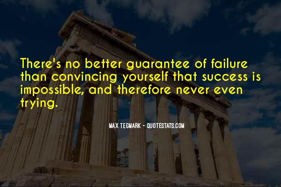Max Tegmark Quotes #919061