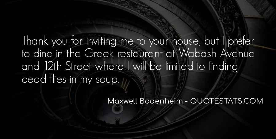 Maxwell Bodenheim Quotes #1108049