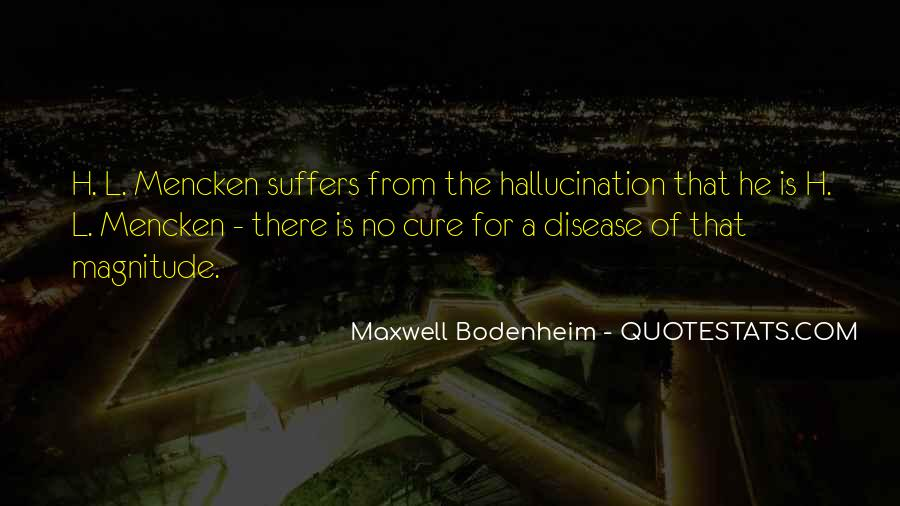 Maxwell Bodenheim Quotes #1442448