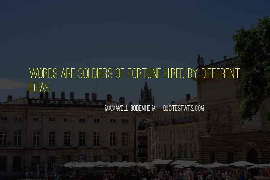 Maxwell Bodenheim Quotes #1866996