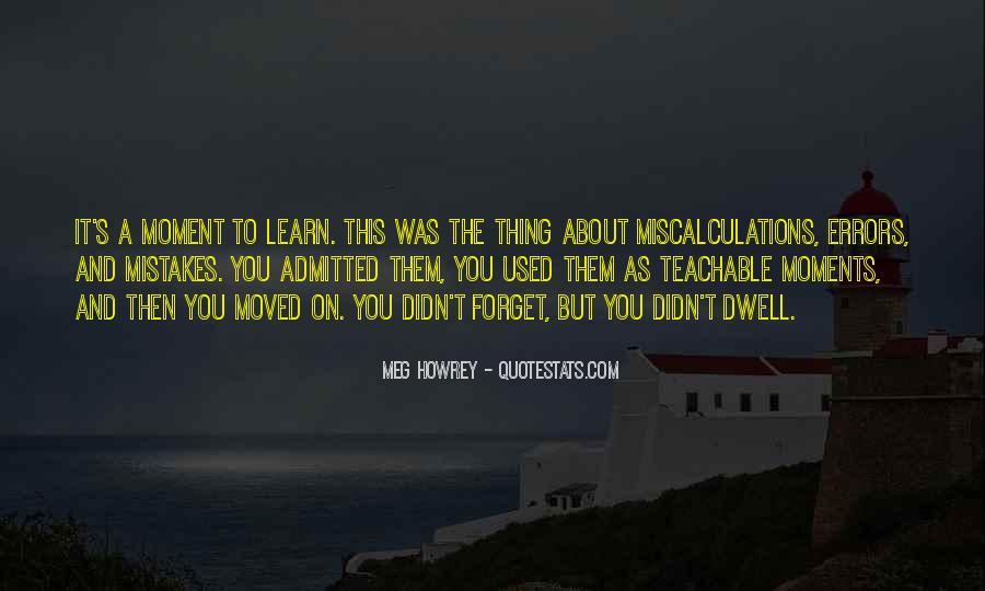 Meg Howrey Quotes #1338298