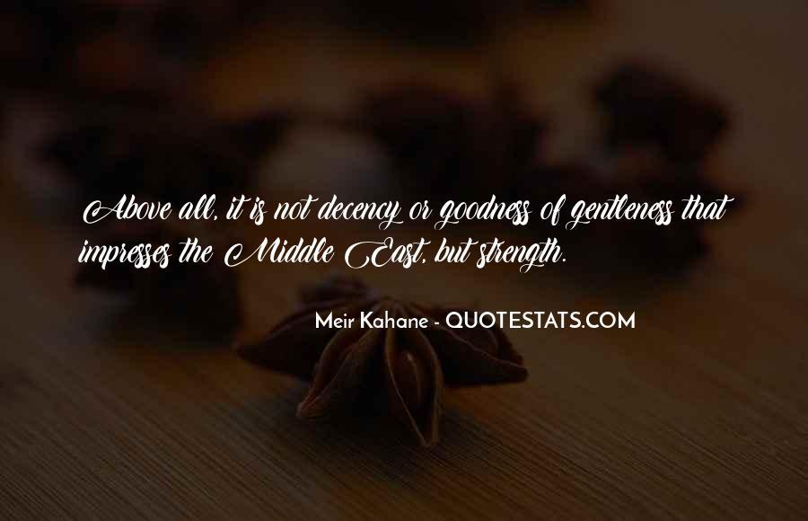 Meir Kahane Quotes #100490