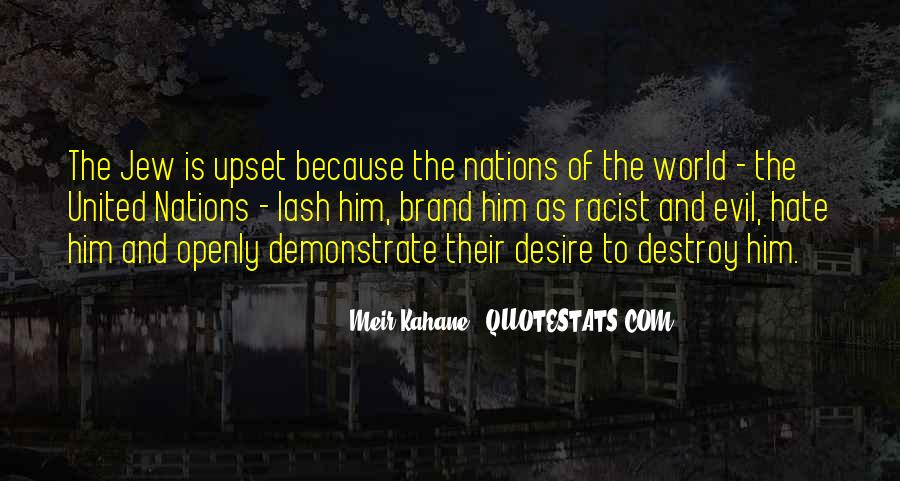 Meir Kahane Quotes #1016137