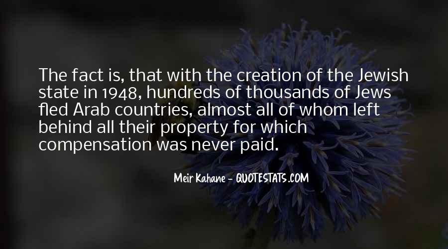 Meir Kahane Quotes #1339344