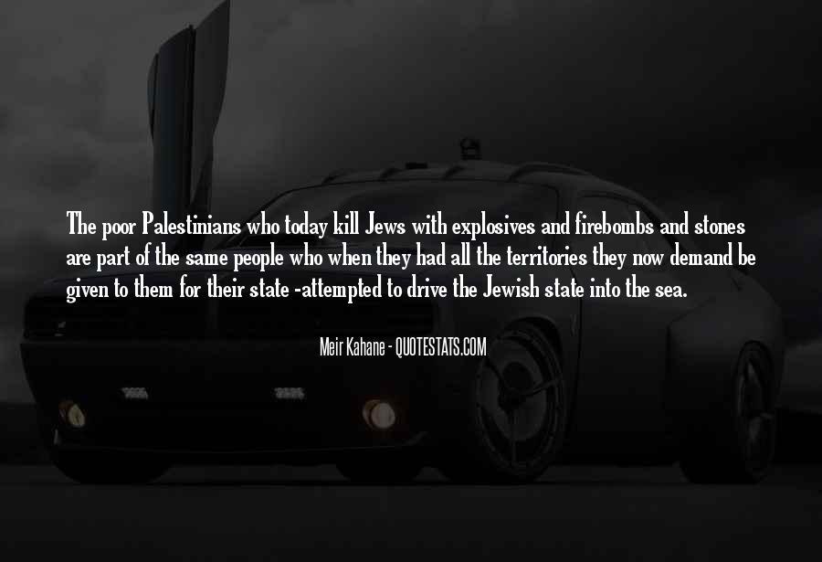 Meir Kahane Quotes #140556