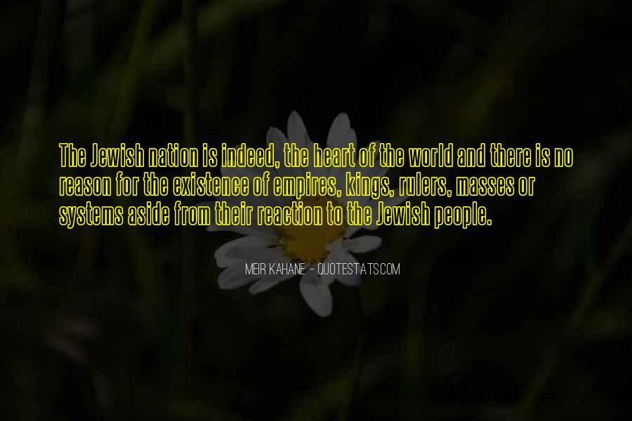Meir Kahane Quotes #1474601