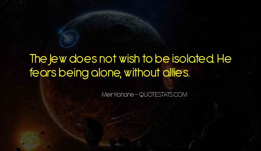 Meir Kahane Quotes #1791