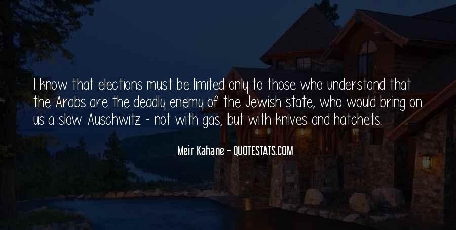 Meir Kahane Quotes #222384
