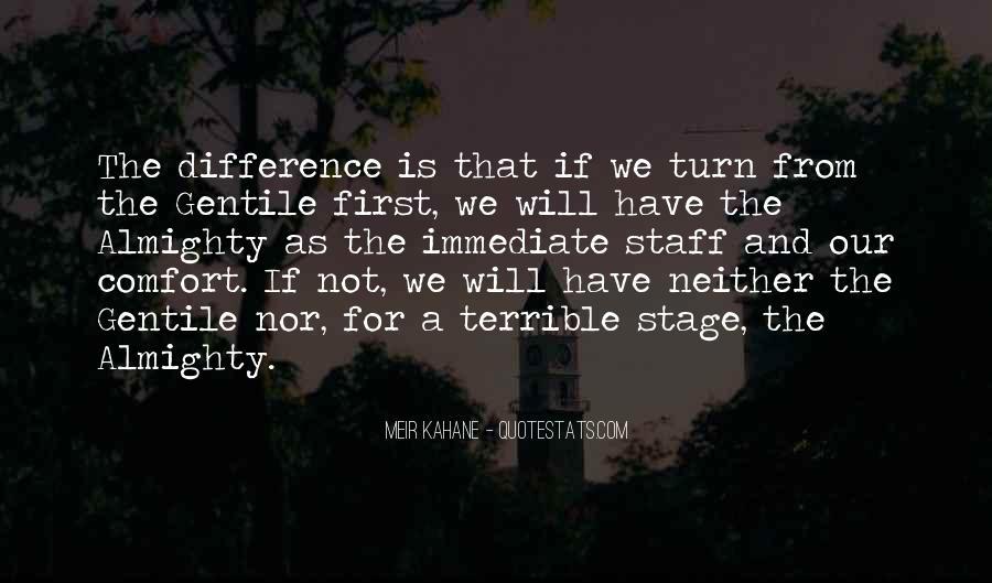 Meir Kahane Quotes #315564