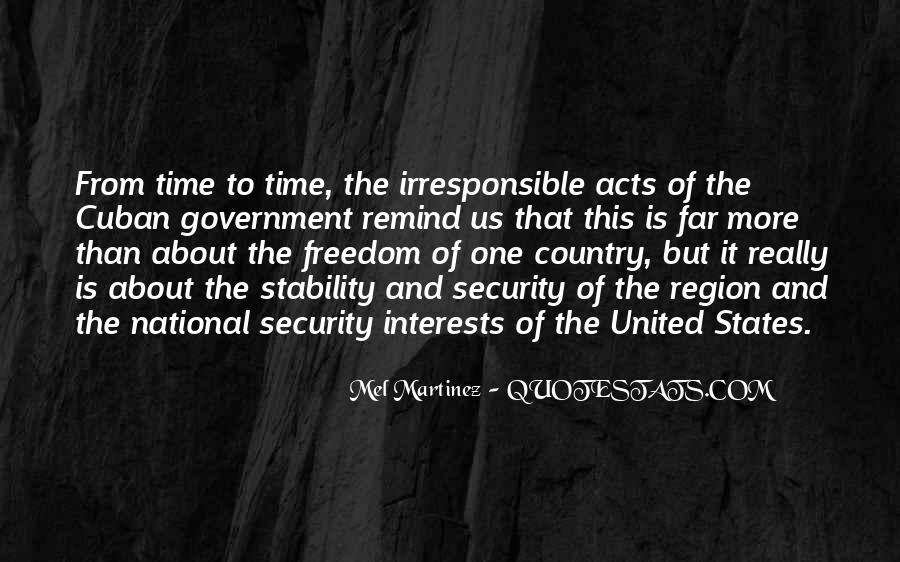 Mel Martinez Quotes #1660795