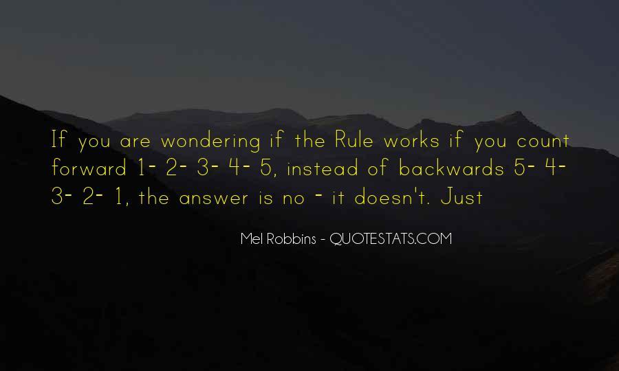 Mel Robbins Quotes #266541