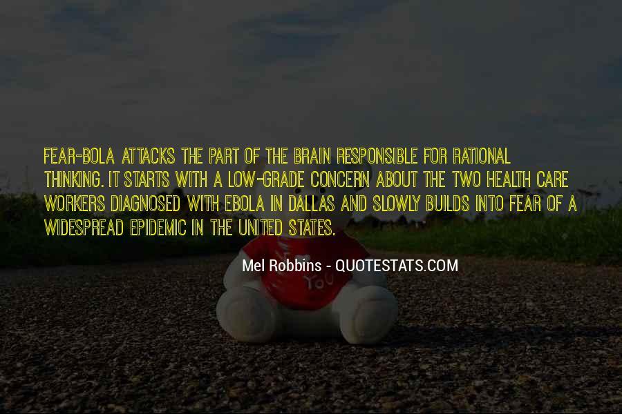 Mel Robbins Quotes #768445