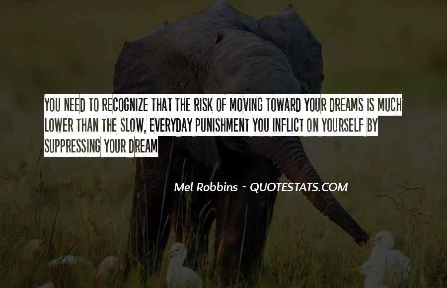 Mel Robbins Quotes #947640