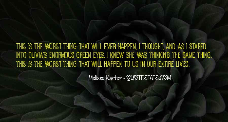 Melissa Kantor Quotes #1186641