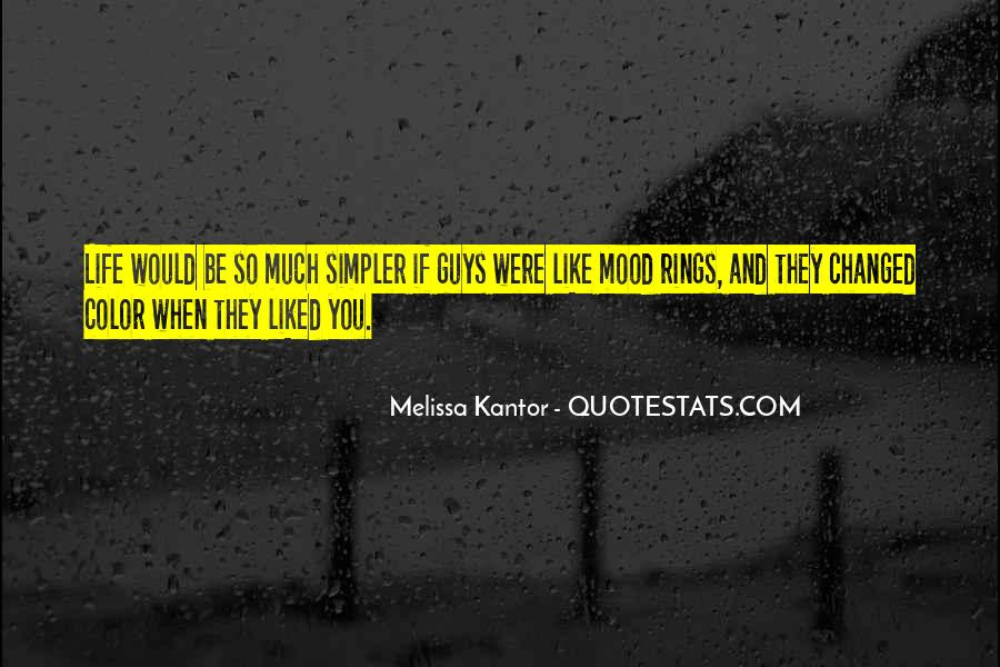 Melissa Kantor Quotes #320773