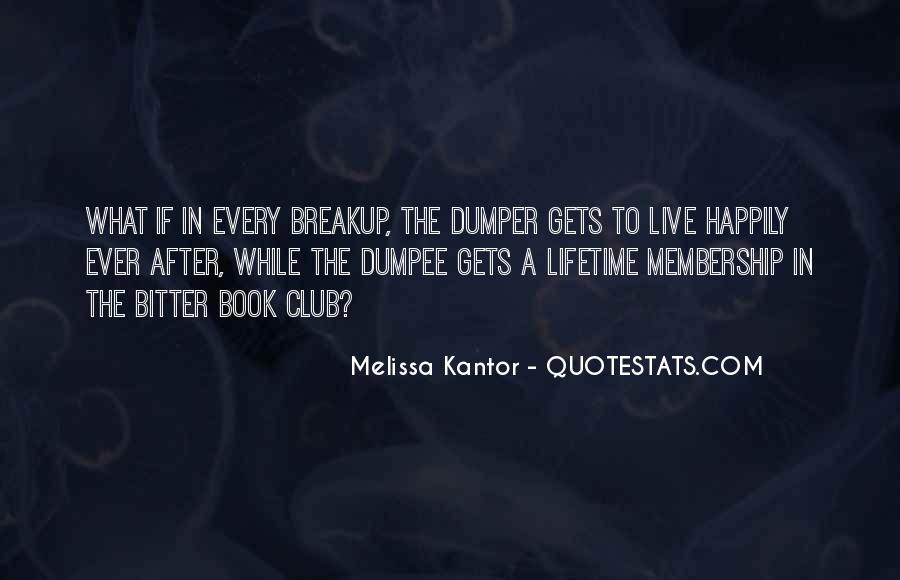 Melissa Kantor Quotes #512122