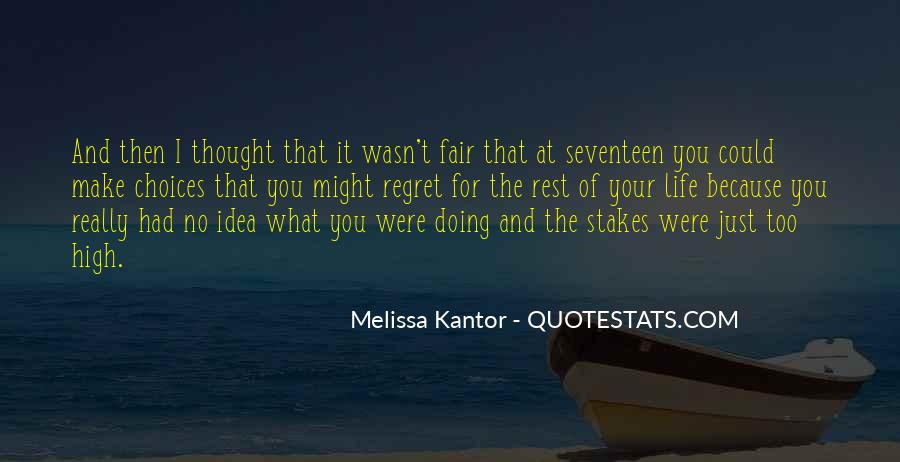 Melissa Kantor Quotes #607791