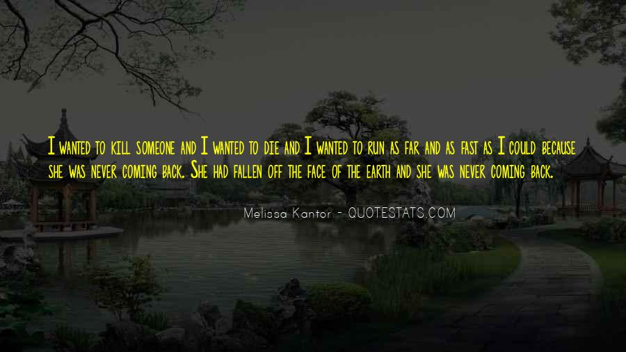 Melissa Kantor Quotes #848265