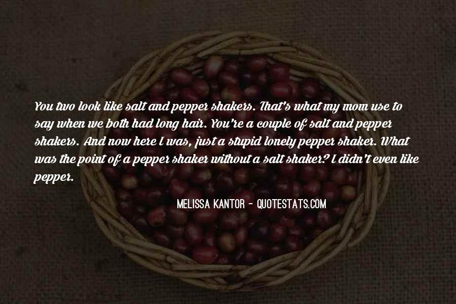 Melissa Kantor Quotes #997404
