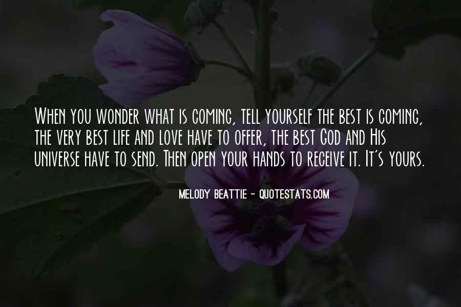 Melody Beattie Quotes #14565