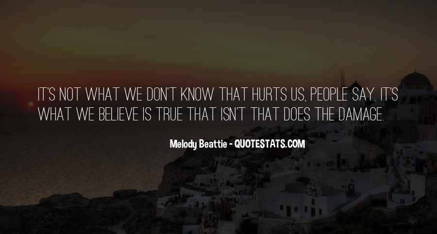 Melody Beattie Quotes #256677