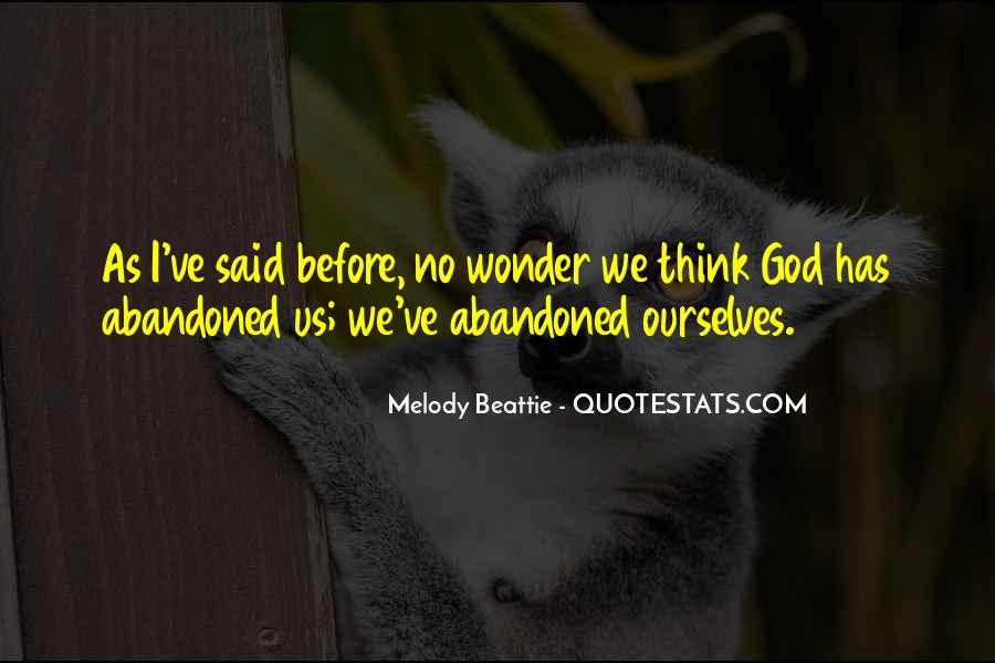 Melody Beattie Quotes #300482