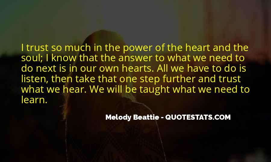 Melody Beattie Quotes #32030