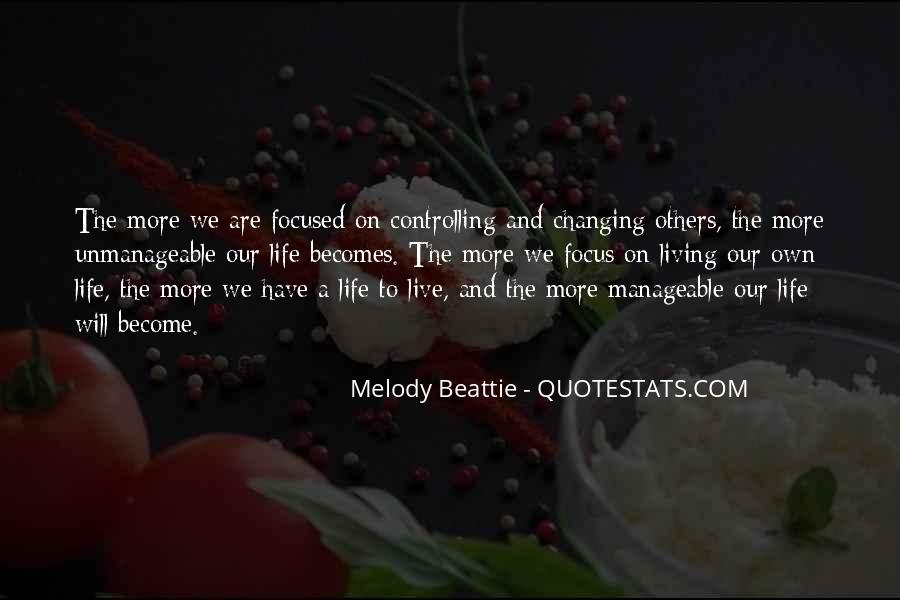 Melody Beattie Quotes #326507