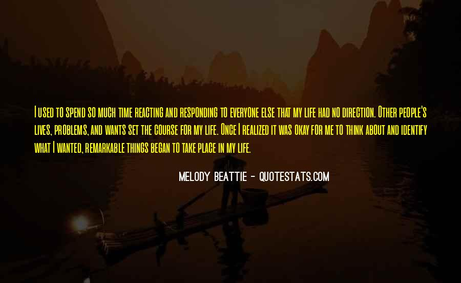 Melody Beattie Quotes #421038