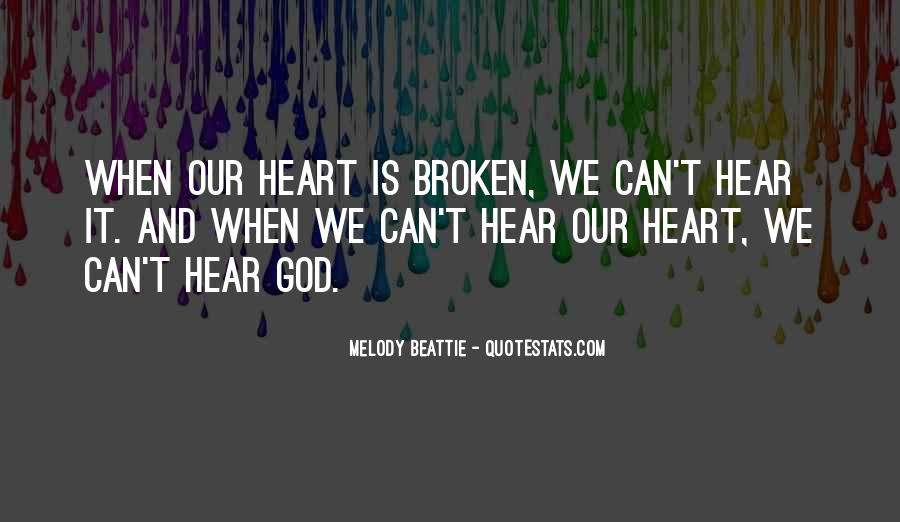 Melody Beattie Quotes #540677