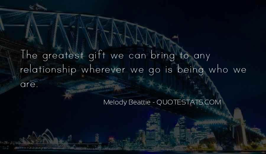 Melody Beattie Quotes #540831