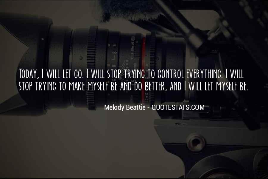 Melody Beattie Quotes #75937