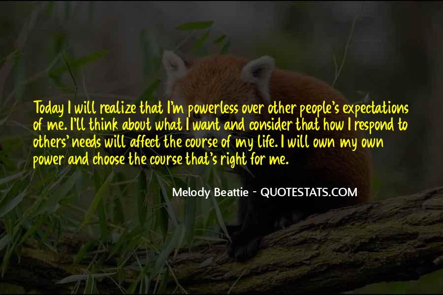 Melody Beattie Quotes #765436