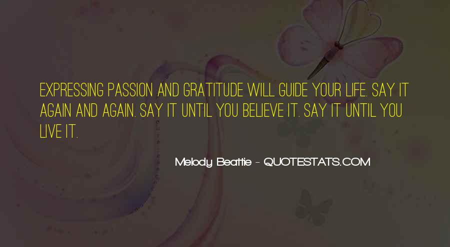 Melody Beattie Quotes #845366